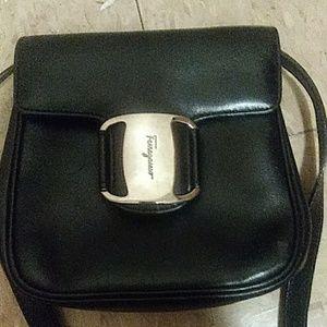 Salvatore Ferragamo Vara Crossbody handbag